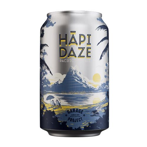 Garage Project Garage Project Hāpi Daze Pacific Pale Ale*