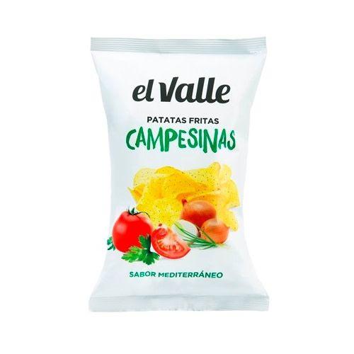 el Valle el Valle Campesinas Potato Chips 45g