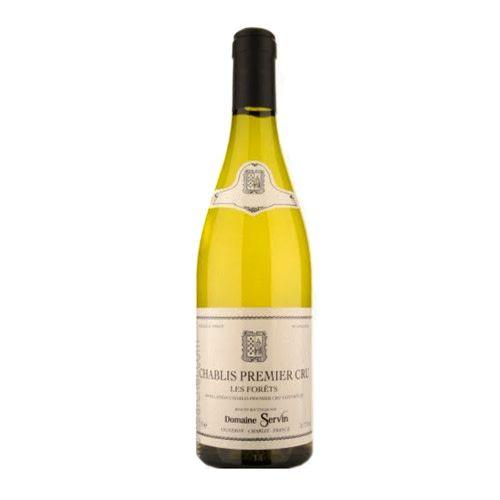 """Domaine Servin Domaine Servin """"Les Forets"""" 2017, Chardonnay, Chablis Premier Cru, Burgundy, France"""