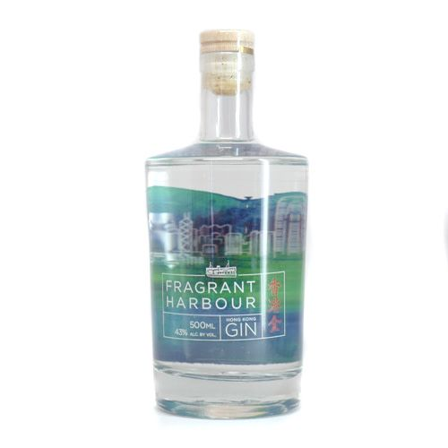 fragrant harbour gin