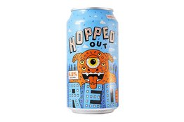 Kaiju! Kaiju! Hopped Out Red Ale Can
