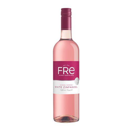 Fre Fre White Zinfandel Rose Dealcoholised Wine