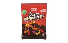 Menz Menz Choccy Snakes 150g