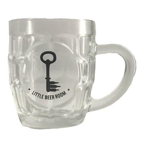 Kaiju! Little Beer Room Beer Glass (Small)