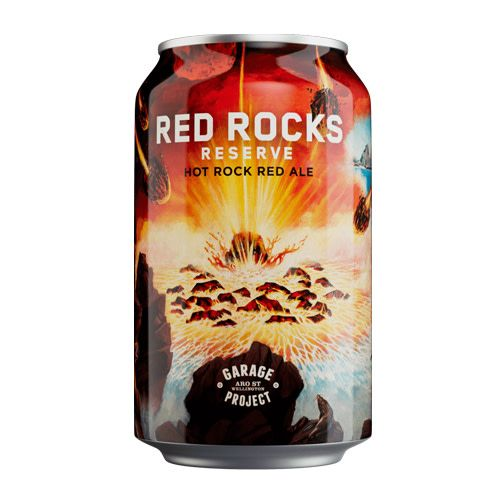 Garage Project Garage Project Red Rocks Reserve Amber Ale can