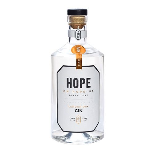 Hope On Hopkins Distillery Hope On Hopkins Distillery London Dry Gin