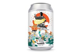 Heroes Beer Heroes Nimble Macho Session IPA