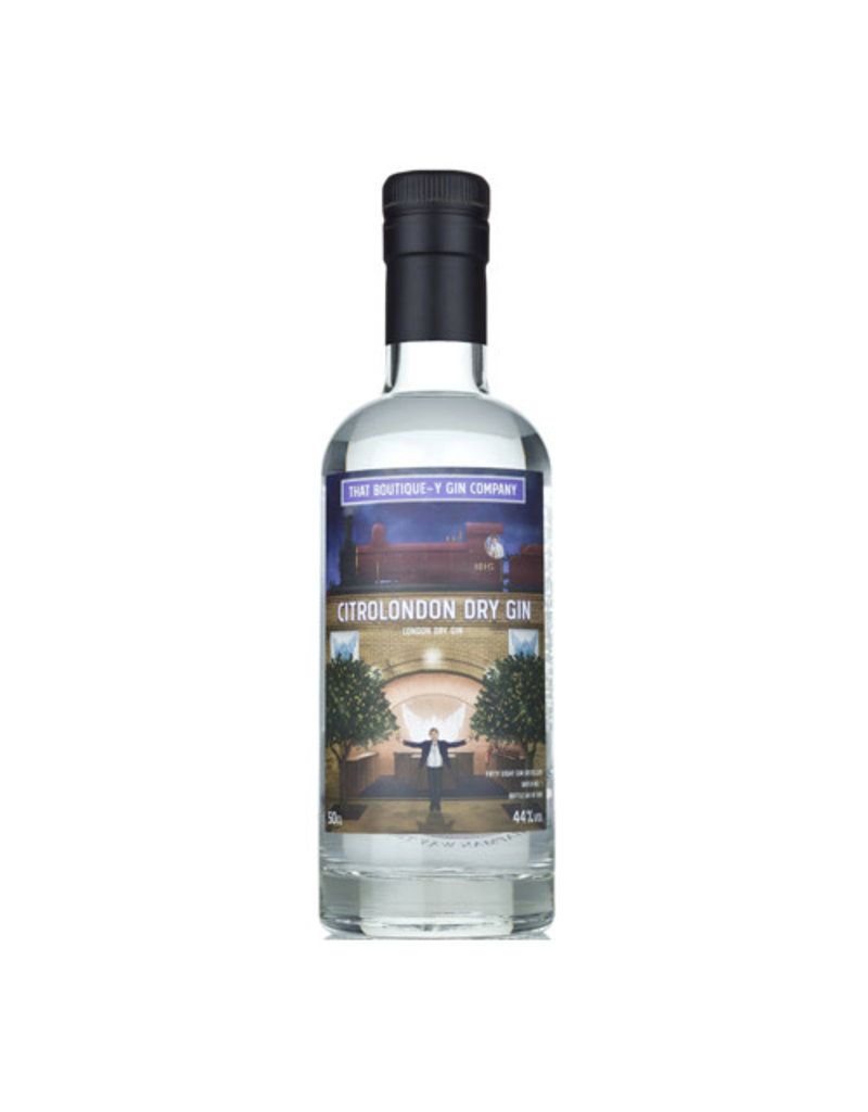 That Boutique - Y Gin Company That Boutique-Y Gin Company CitroLondon Dry Gin