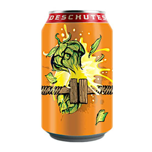 Deschutes Deschutes Fresh Haze IPA can