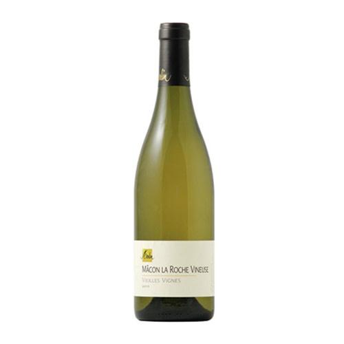Olivier Merlin Olivier Merlin Mâcon-La Roche Vineuse 2014, Vieilles Vignes, Chardonnay, Burgundy, France