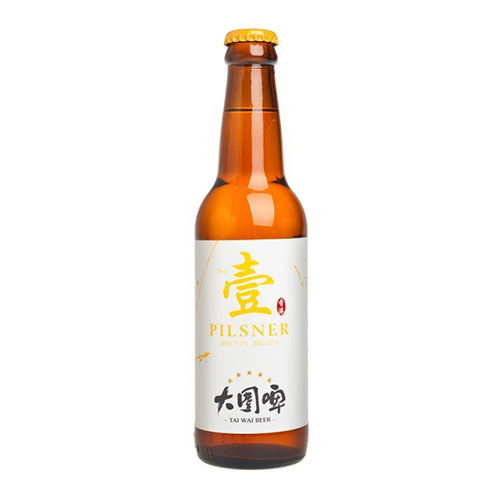 Tai Wai Beer Tai Wai Beer No.1 Chamomile Pilsner