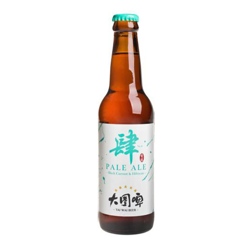 Tai Wai Beer Tai Wai Beer No.4 Blackcurrant & Hibiscus Pale Ale