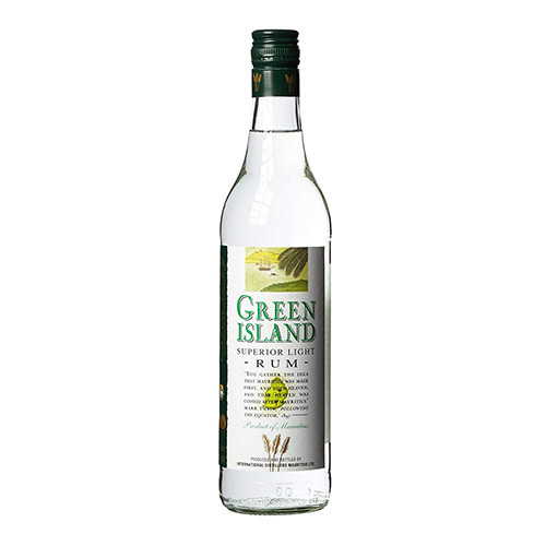 Green Island Green Island Superior Light Rum