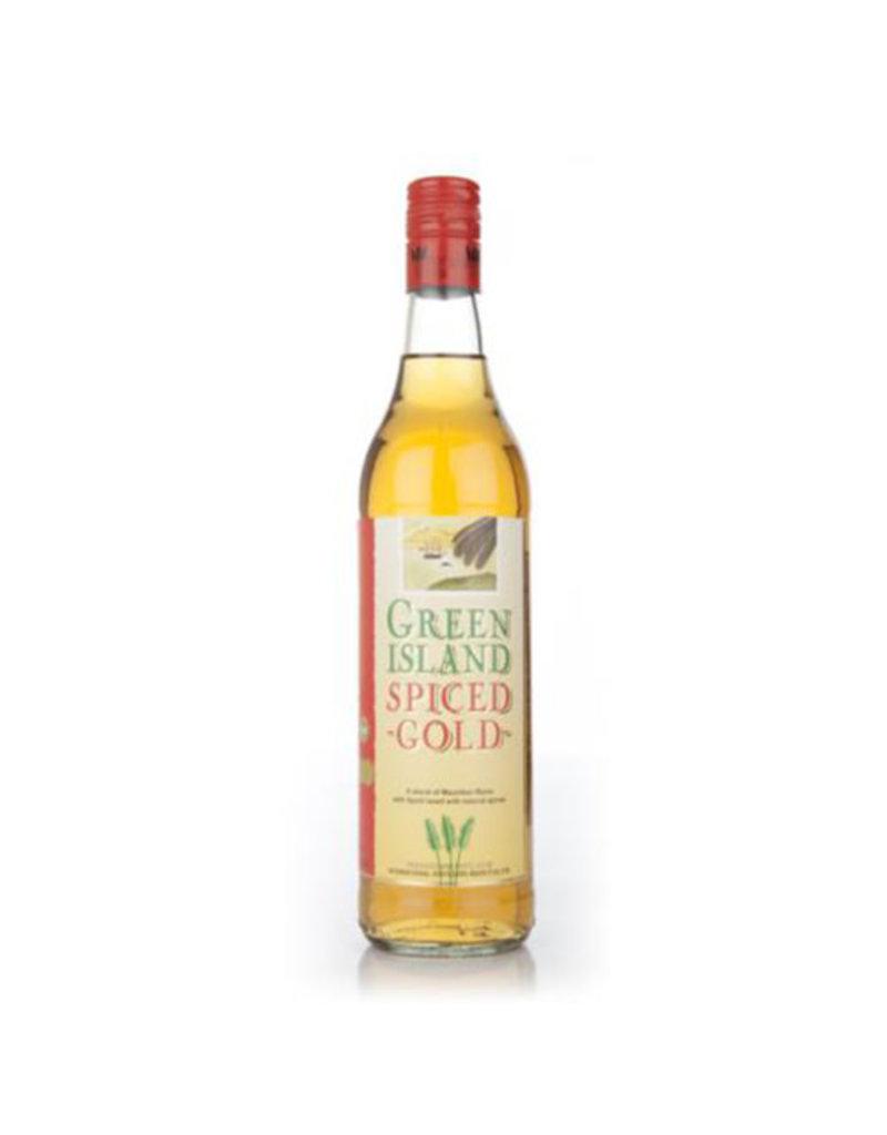 Green Island Green Island Spiced Gold Rum