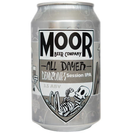 Moor Moor Dead Punk All Dayer Session IPA