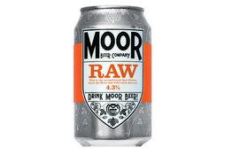 Moor Moor Raw Best Bitter