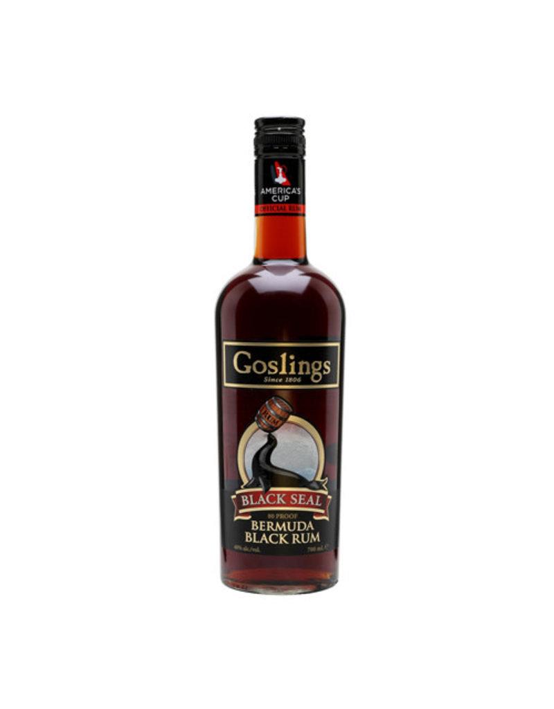Gosling's Goslings Black Seal Dark Rum