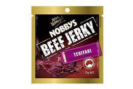 Nobbys Nobbys Beef Jerky Teriyaki