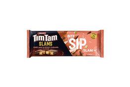 Tim Tam Tim Tam Slam Choc Malt & Sticky Caramel 175g