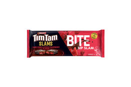 Tim Tam Tim Tam Slam Dark Choco & Sticky Raspberry 175g