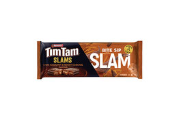 Tim Tam Tim Tam Slam Choc Hazelnut & Gooey Caramel 175g