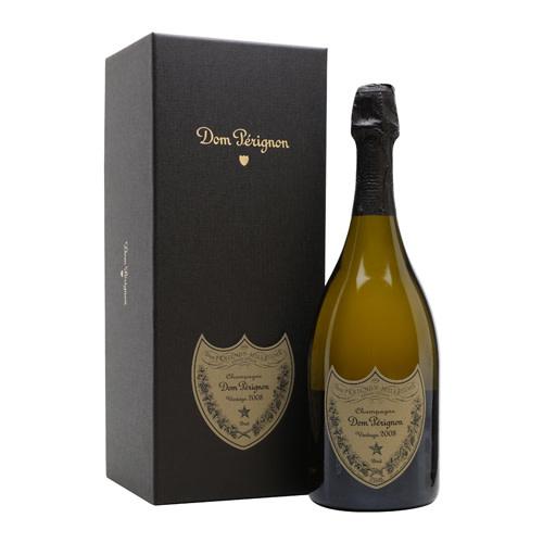 Dom Perignon Dom Pérignon Brut 2008 Gift Box, Champagne, France