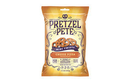 Pretzel Pete Pretzel Pete Mini Twists Cheesy Pizza 100g