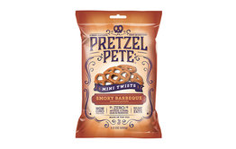 Pretzel Pete Pretzel Pete Mini Twists Smoky BBQ 100g