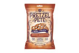 Pretzel Pete Pretzel Pete Mini Twists Smoky BBQ 100g