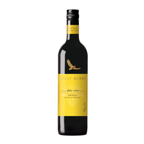 Wolf Blass Wolf Blass Yellow Label Shiraz 2016, Australia