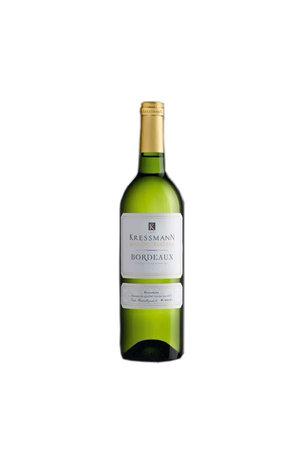 Kressmann Kressmann Grande Reserve Blanc 2018, Sauvignon Blanc, Sémillon, Muscadelle, Bordeaux AOC, France