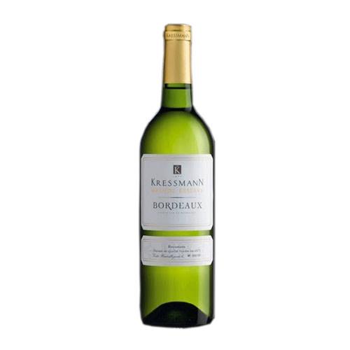 Kressmann Kressmann Grande Reserve Blanc 2017, Sauvignon Blanc, Sémillon, Muscadelle, Bordeaux AOC, France