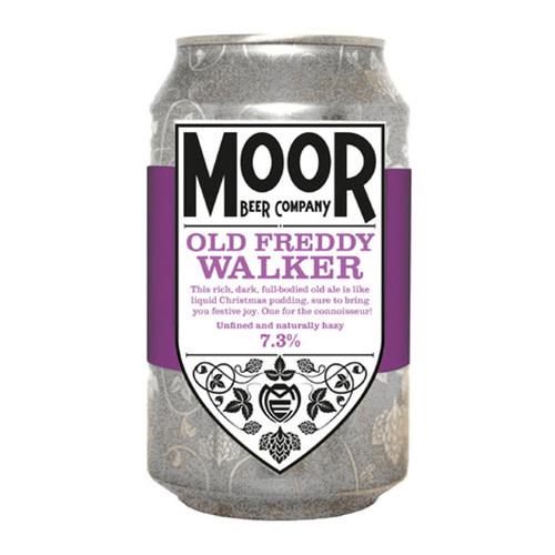 Moor Moor Old Freddy Walker Old Ale