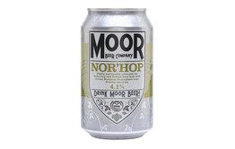 Moor Moor Nor'Hop Golden Pale Ale