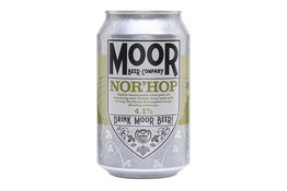 Moor Moor Nor'Hop Golden Pale Ale