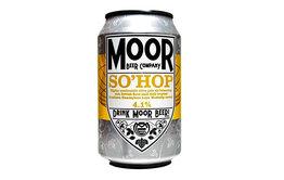 Moor Moor So'Hop Golden Ale