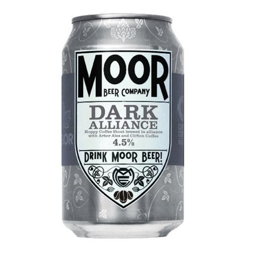 Moor Moor Collab Arbor Dark Alliance Stout