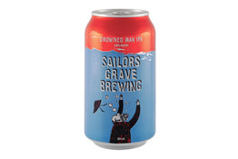 Sailors Grave Brewing Sailors Grave Drowned Man IPA
