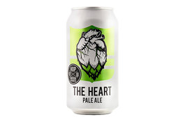 Hop Nation Brewing Hop Nation The Heart Pale Ale