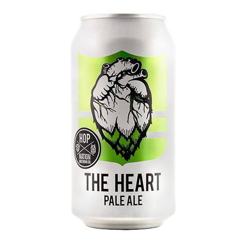 Hop Nation Brewing Hop Nation The Heart Pale Ale