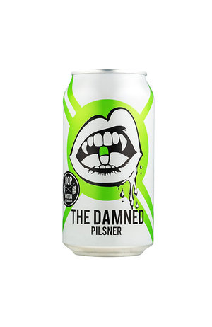 Hop Nation Brewing Hop Nation The Damned Pilsner