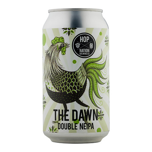 Hop Nation Brewing Hop Nation The Dawn Double NEIPA