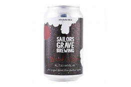 Sailors Grave Brewing Sailors Grave Blood Moon Altocumulus Blood Plum Berliner Weisse
