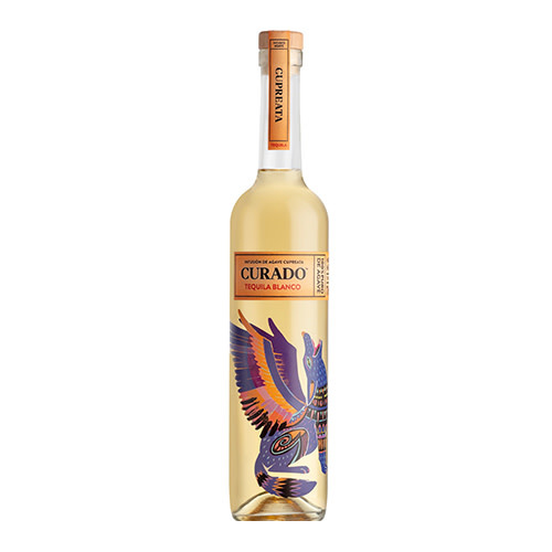 Curado Curado Tequila Blanco Infused with Agave Cupreata