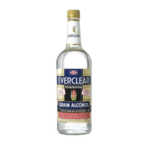 Everclear Everclear 151 Proof Grain Alcohol