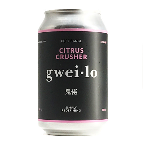 Gweilo Gweilo Citrus Crusher Session Ale
