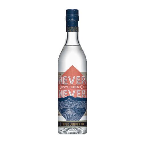 Never Never Distilling Never Never Distilling Triple Juniper Gin