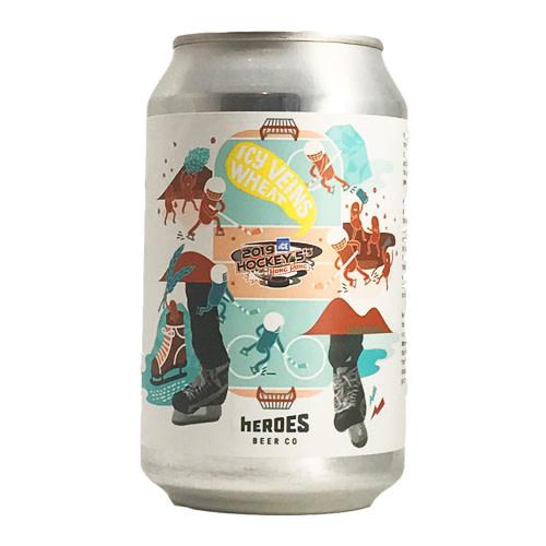 Heroes Beer Heroes Beer Icy Veins Wheat