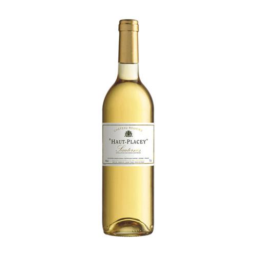 Kressmann Kressmann Chateau Roumieu 'Haut Placey' AOC 2015, Semillon, Sauvignon Blanc, Sauternes, Graves, France