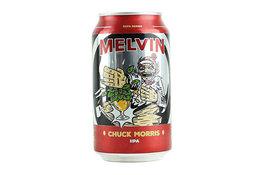Melvin Melvin Chuck Morris Double IPA